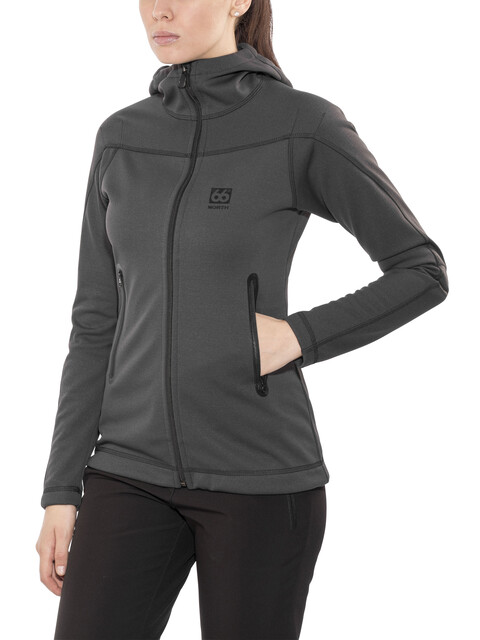66° North Njardvik Jacket Women Charcoal